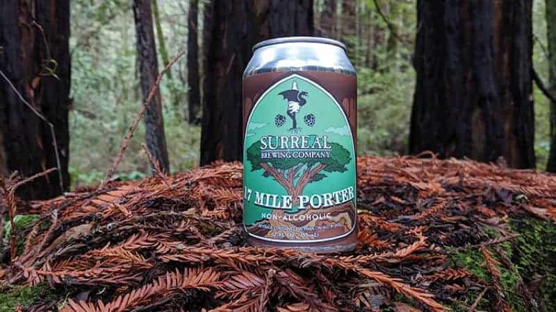 Surreal Porter NA Beer
